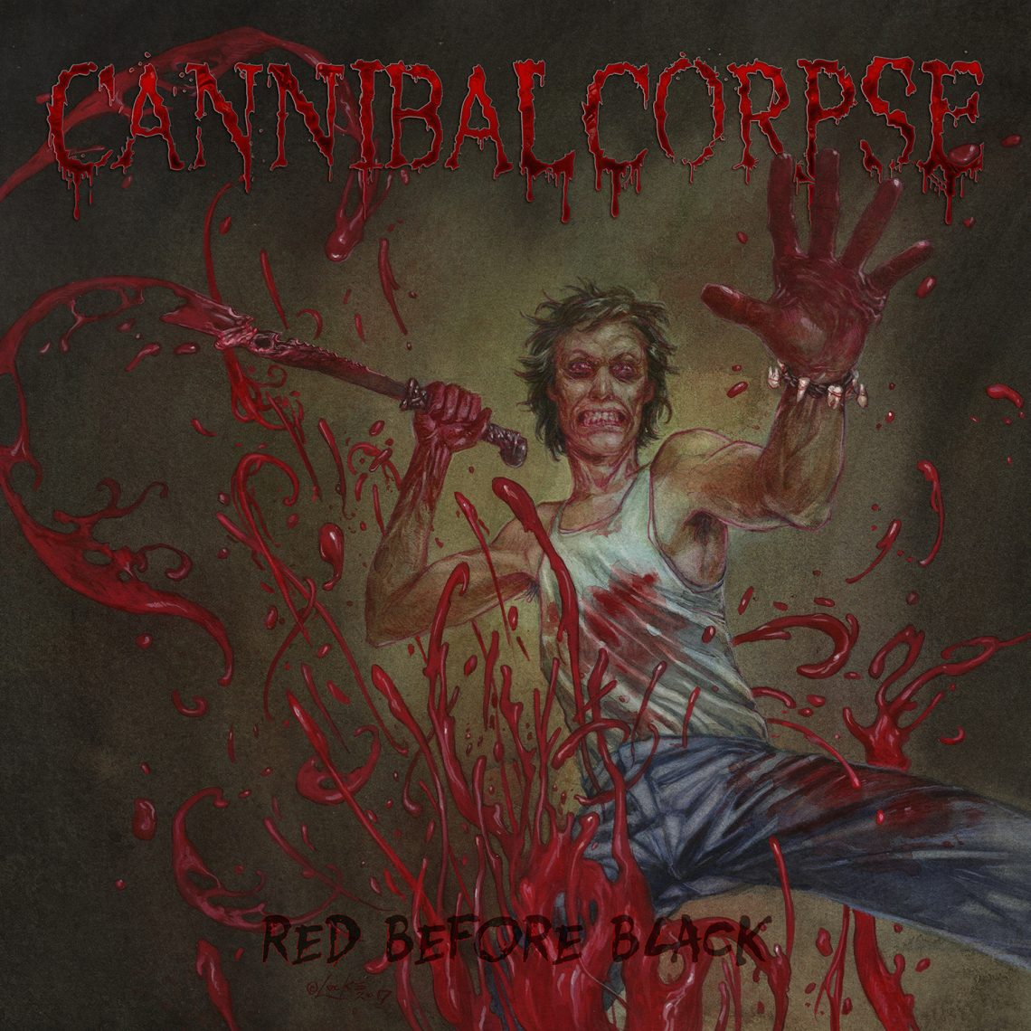 Cannibal Corpse – Red Before Black Album Review