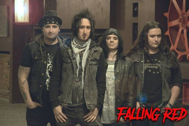 Falling Red Release Single and Reveal new video