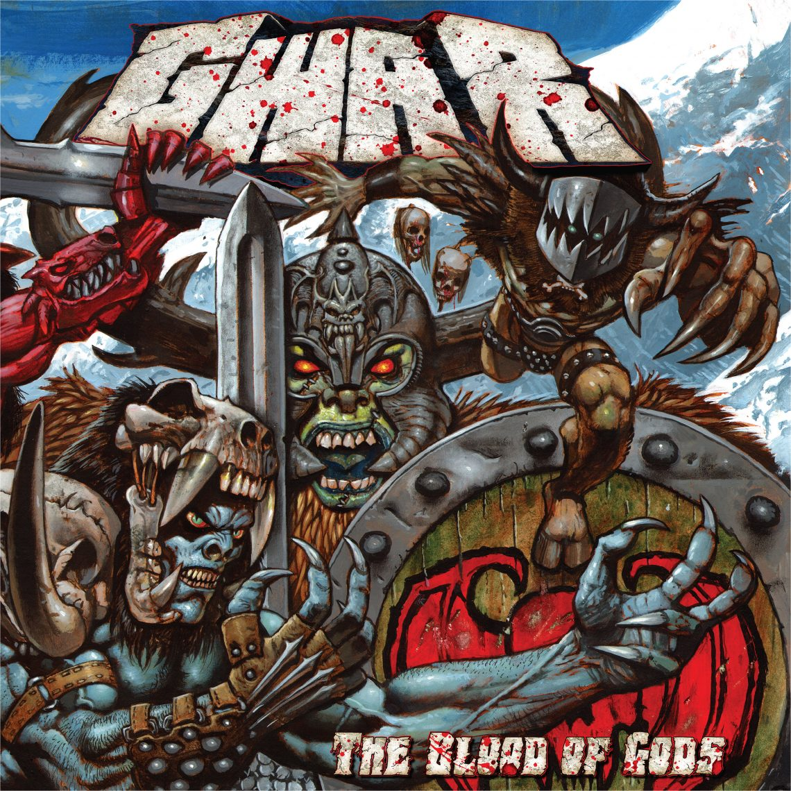 GWAR – The Blood Of The Gods (Album Review)