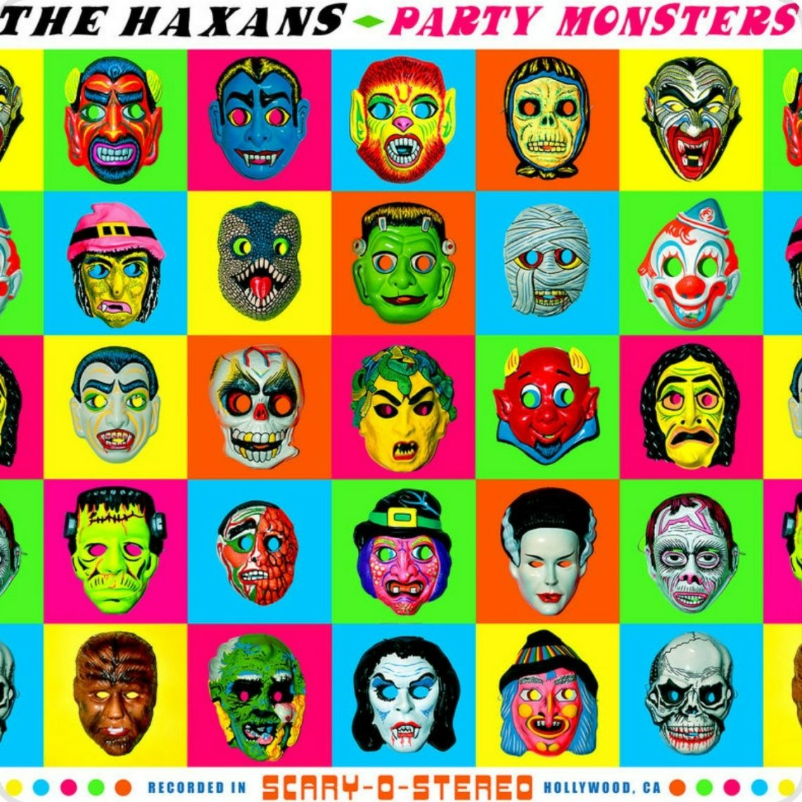 The Haxans – Party Monsters (Album Review)