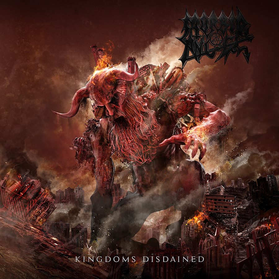 Morbid Angel Kingdom Disdained