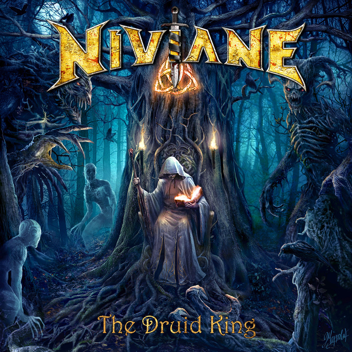 Niviane – The Druid King Album Review