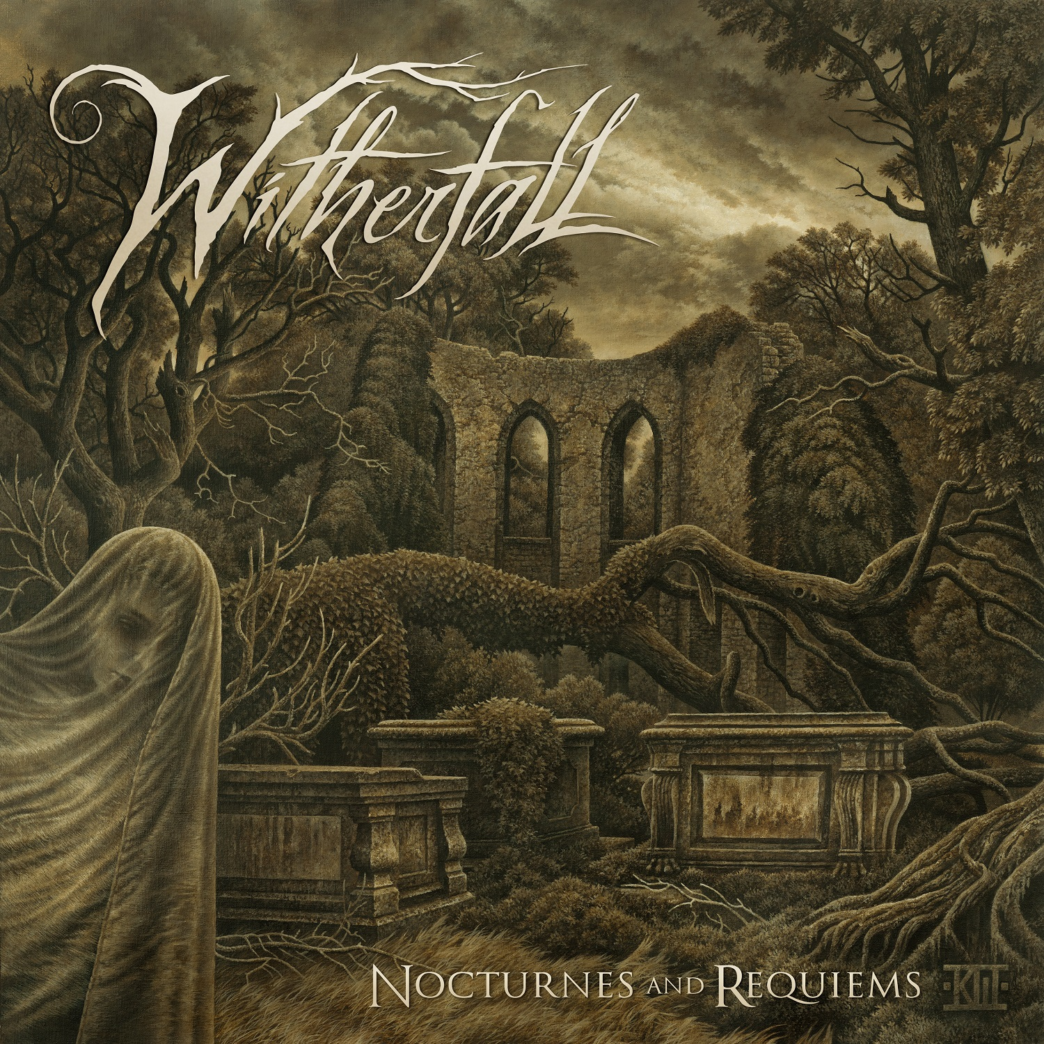 Witherfall – Nocturnes and Requiems Album Review
