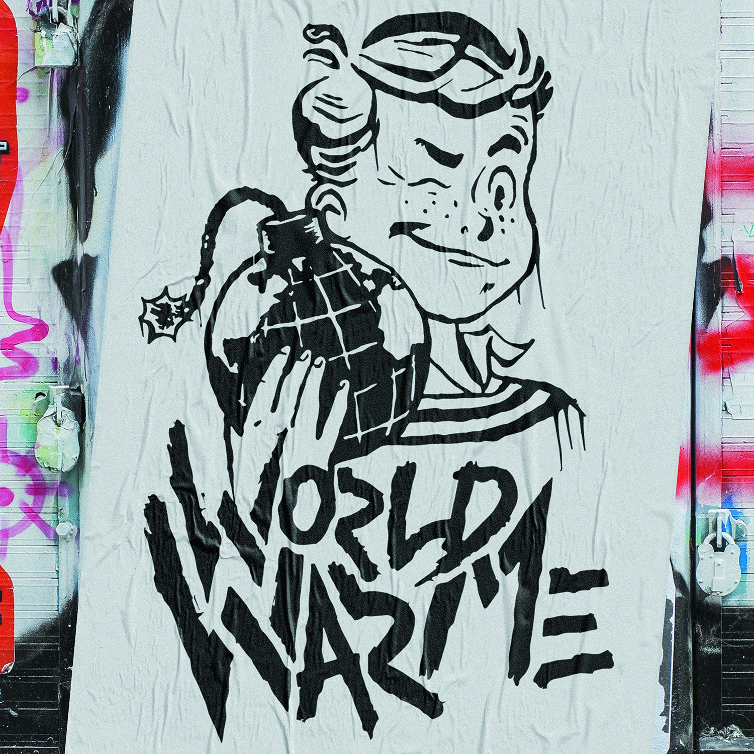 World War Me: World War Me