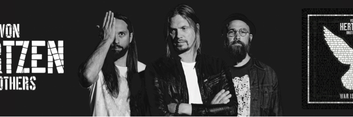 Von Hertzen Brothers – War Is Over – November 3rd