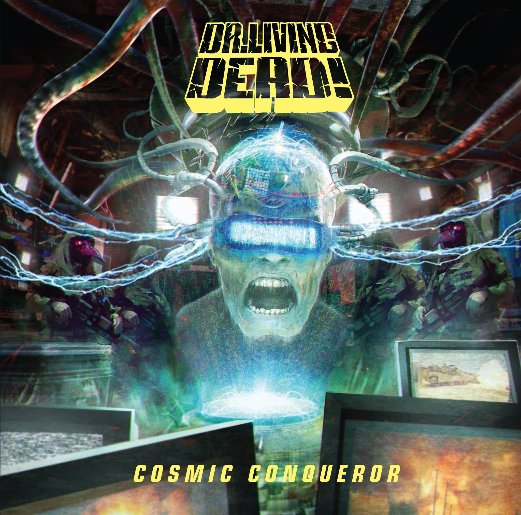 Dr Living Dead – Cosmic Conqueror Album Review