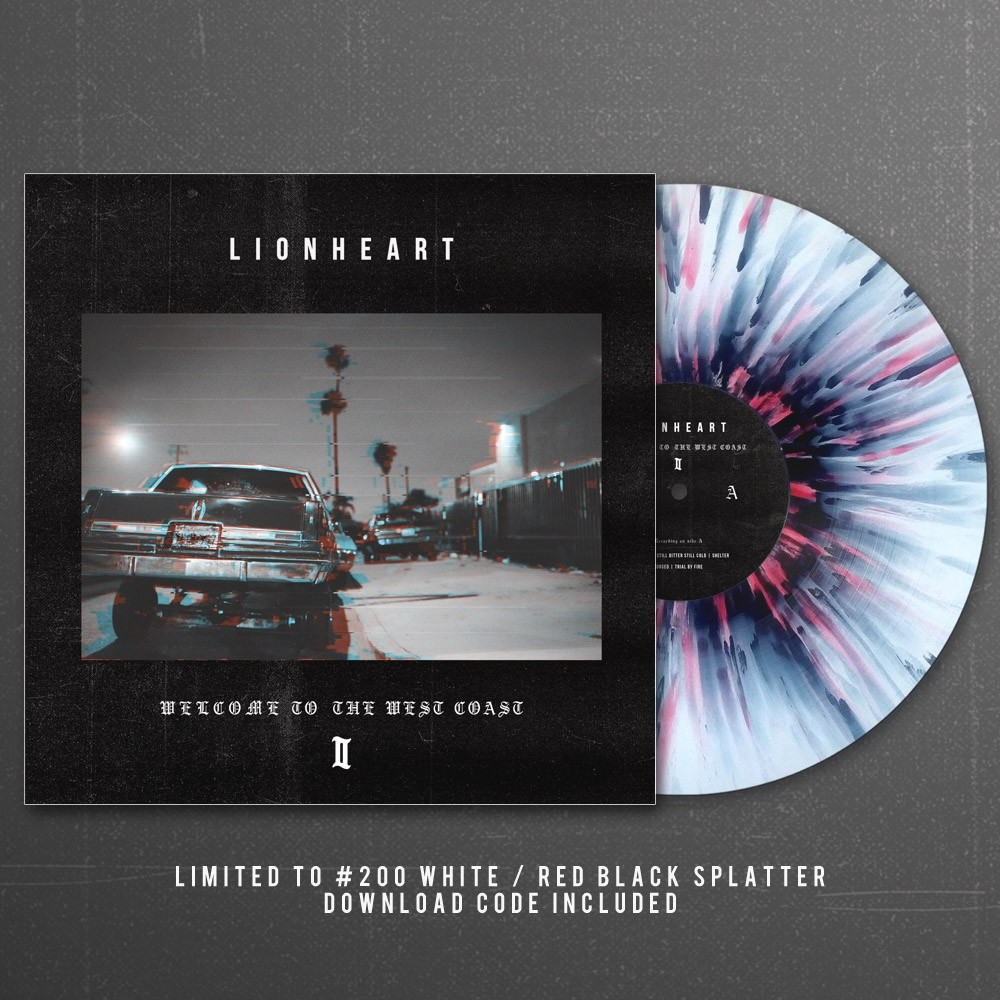 Lionheart – Welcome to the Westcoast II Album Review