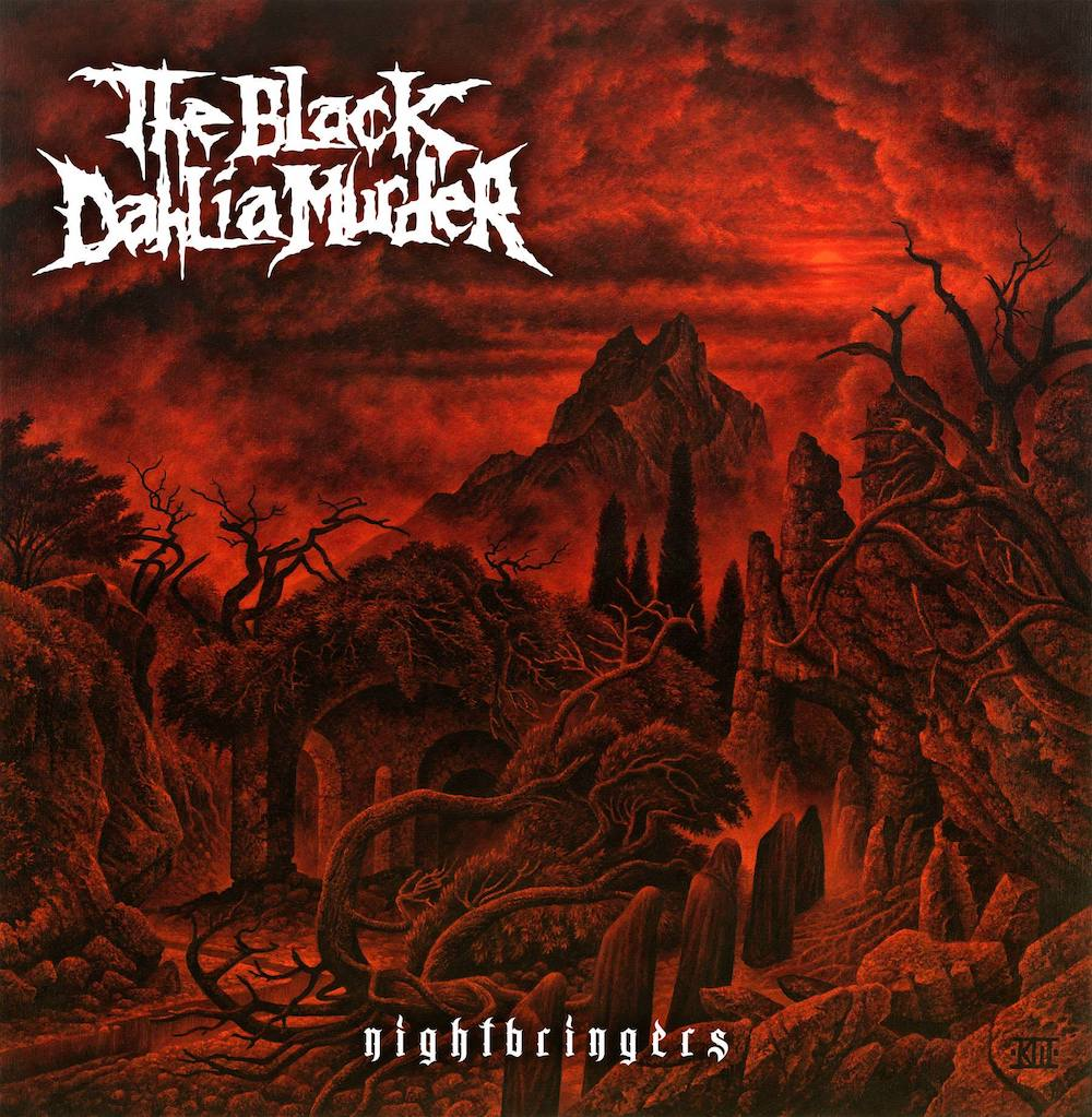 The Black Dahlia Murder – Nightbringers Album Review