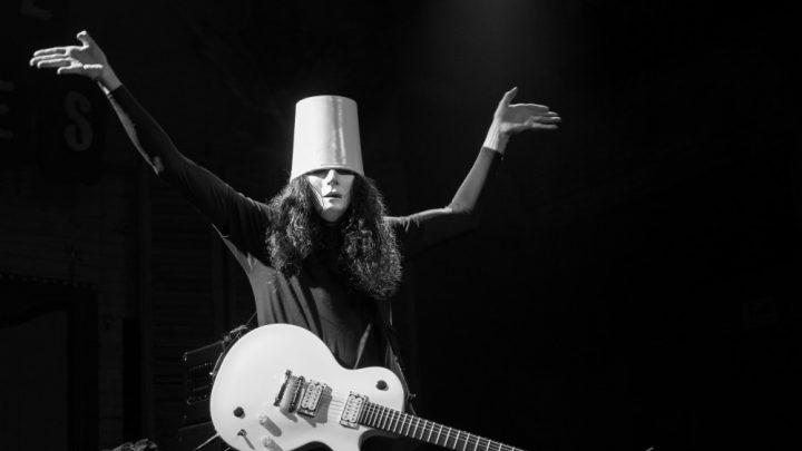 Ex-Guns N' Roses guitarist Buckethead reveals heart condition
