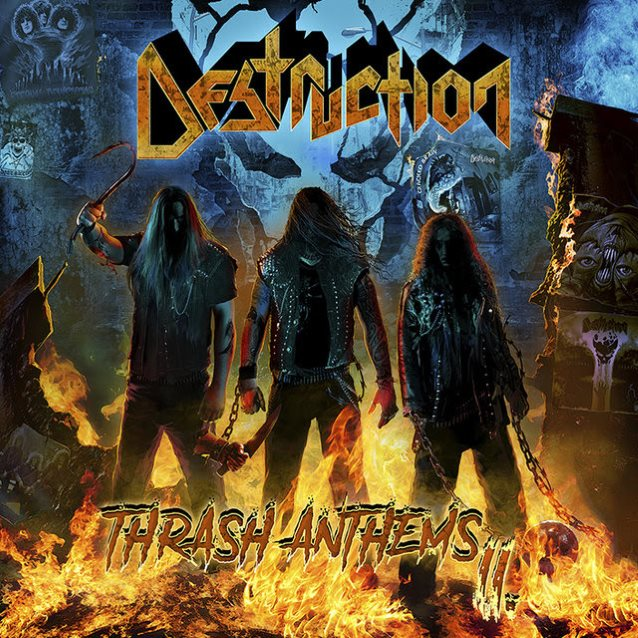 Destruction – Thrash Anthems II