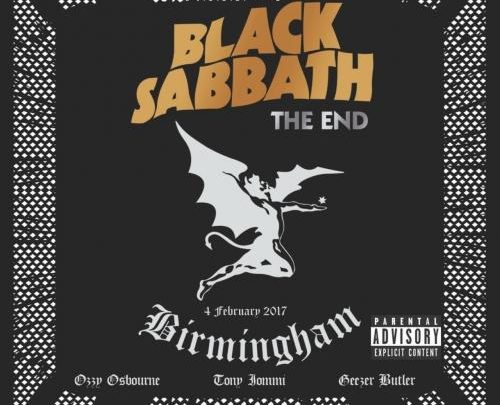 Black Sabbath- The End