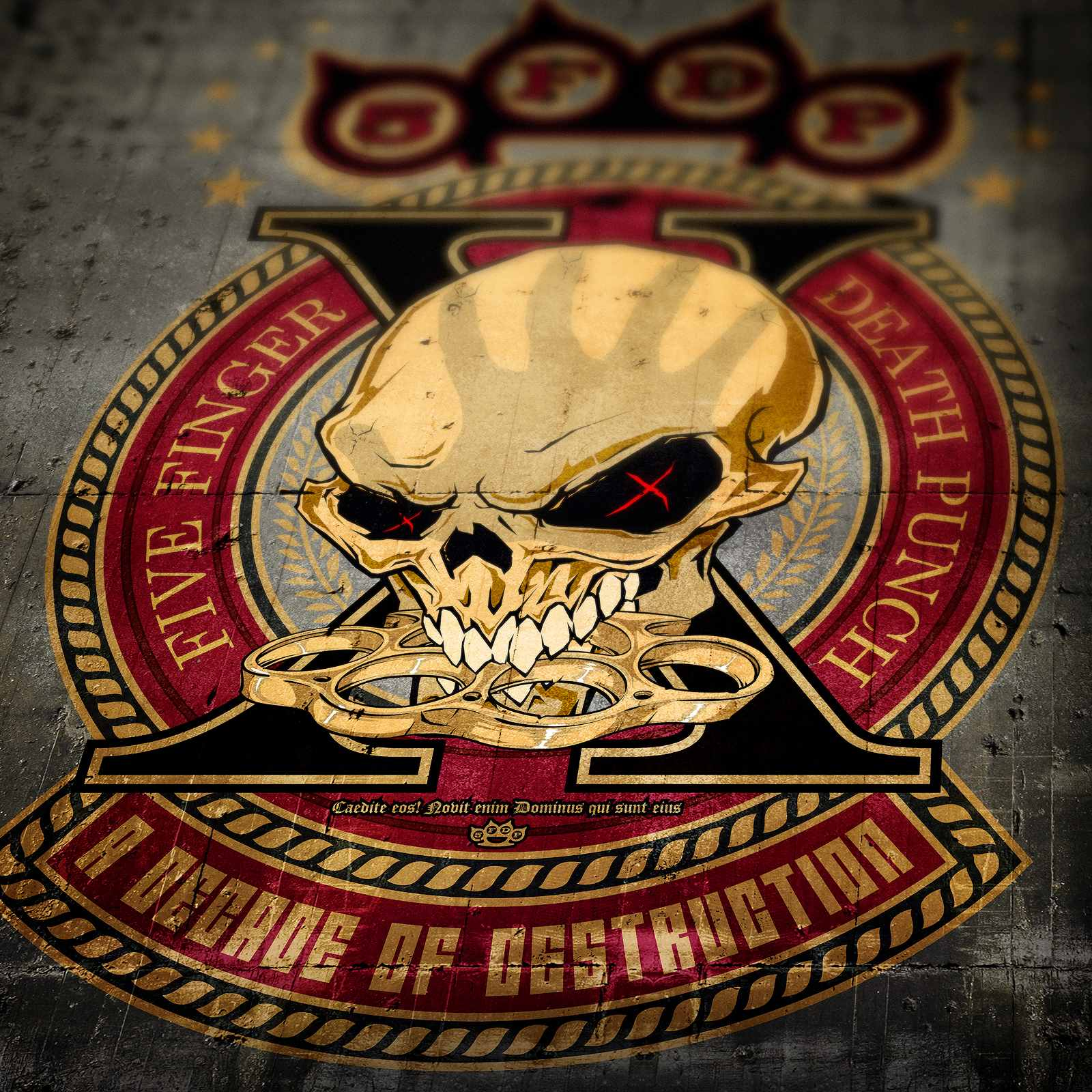 Five Finger Death Punch- A Decade Of Destruction