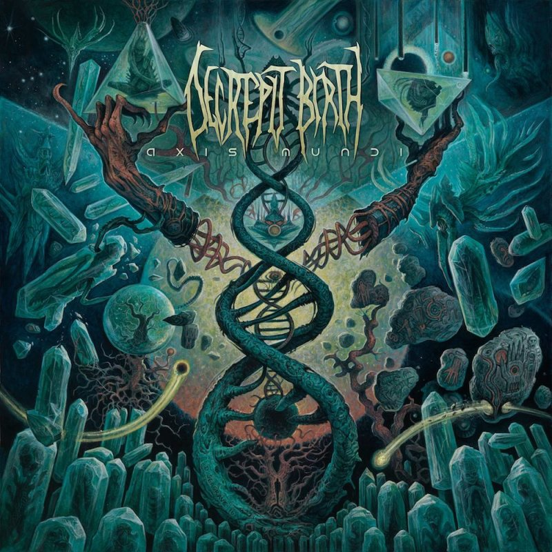Decrepit Birth – Axis Mundi {Lmd Edition} Album Review