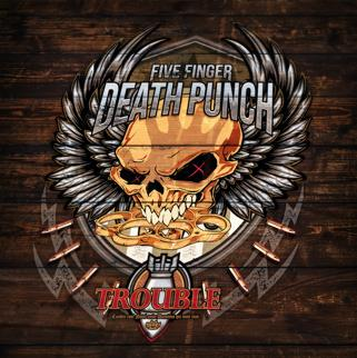 Multi-platinum band FIVE FINGER DEATH PUNCH announce A Decade Of Destruction