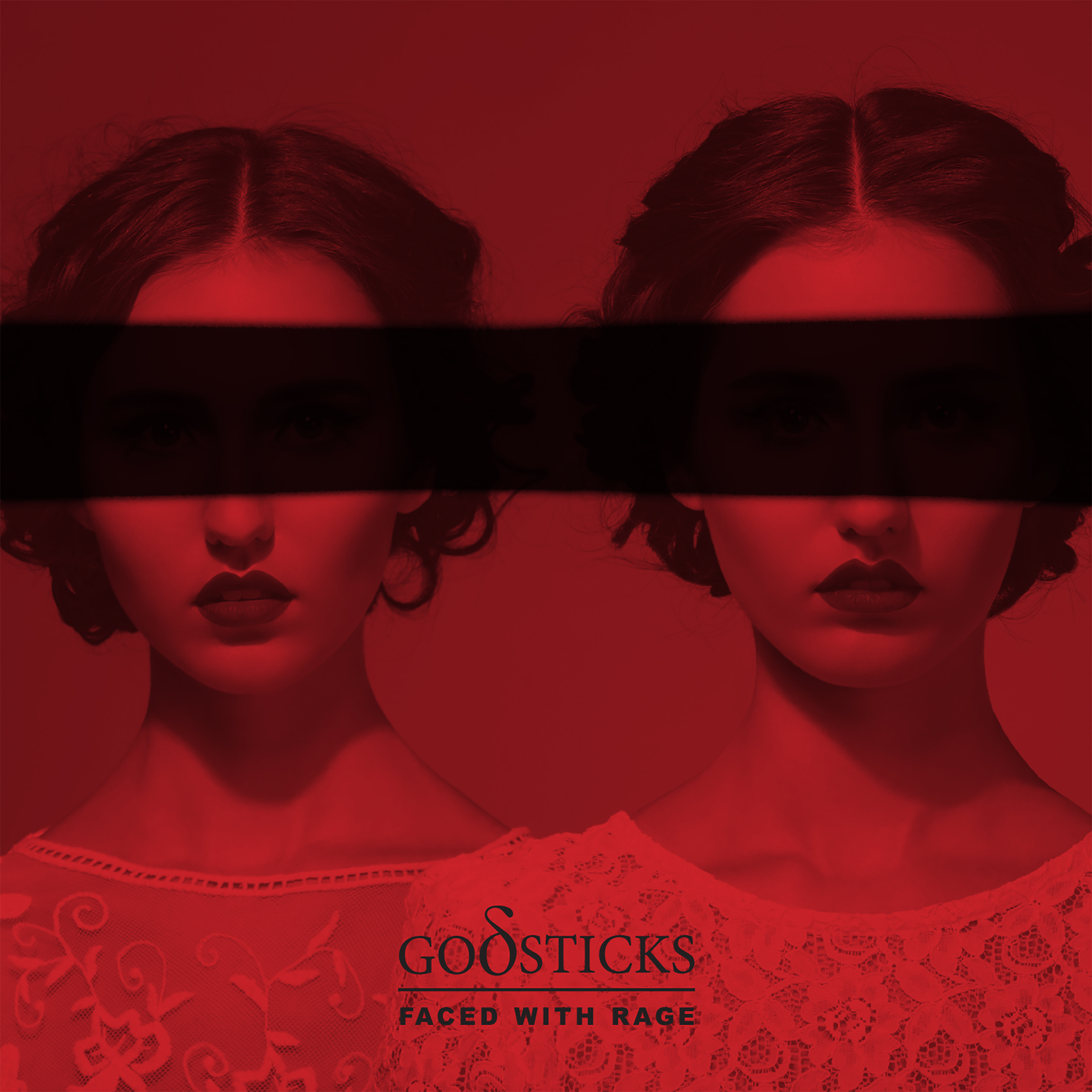 Godsticks – Faced With Rage