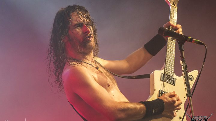 Airbourne, Phil Campbell and The Bastard Sons, The Wild –  O2 Academy, Manchester, 14/11/2017