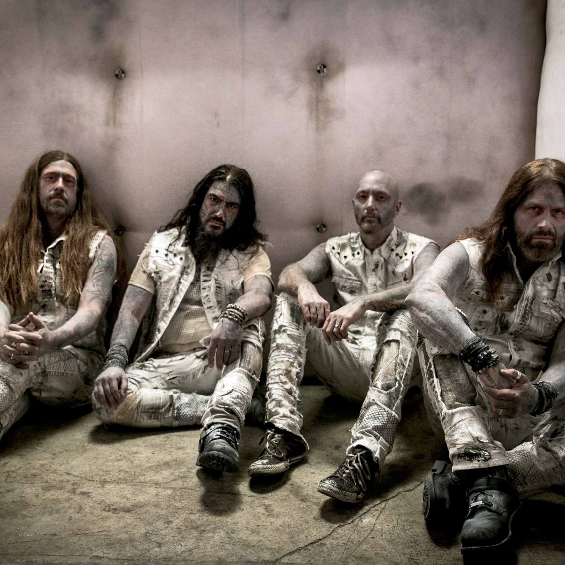 MACHINE HEAD reveal new song 'Beyond The Pale', album release date & pre-order