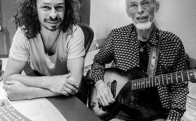 Virgil & Steve Howe – title track from collaborative album 'Nexus' launched