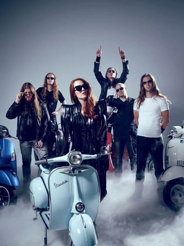 EPICA announce supports for their 'The United Principle' 2018 UK Tour!