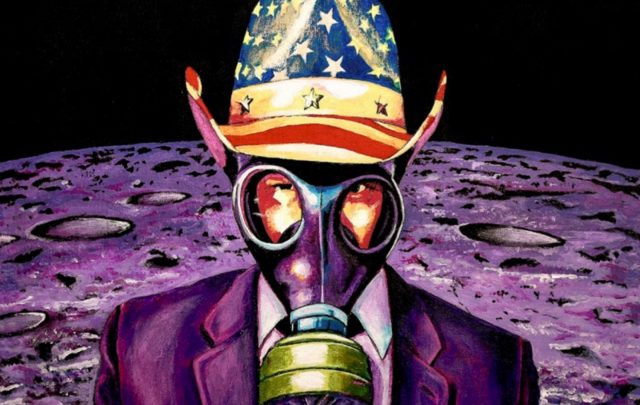 Galactic Cowboys – Long Way Back to the Moon