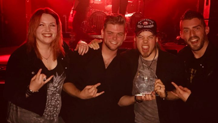 Stone Broken New Track – Heartbeat Away Band Tackles Taboo Topic of Domestic Violence