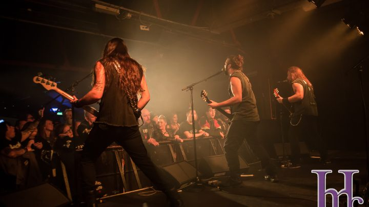 Absolva – The Defiance Tour, with Amethyst and Faith in Glory at Sound Conrol Manchester, 9th December 2017