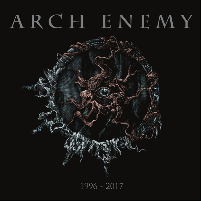 ARCH ENEMY announce 1996 – 2017 deluxe vinyl box set