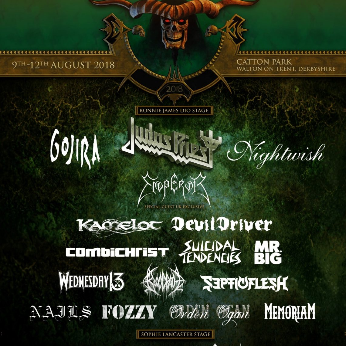 BLOODSTOCK launches 2018 deposit scheme