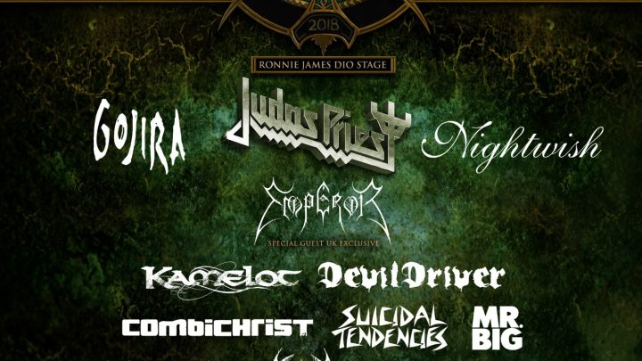 FINAL VIP TICKETS FOR BLOODSTOCK NOW ON SALE