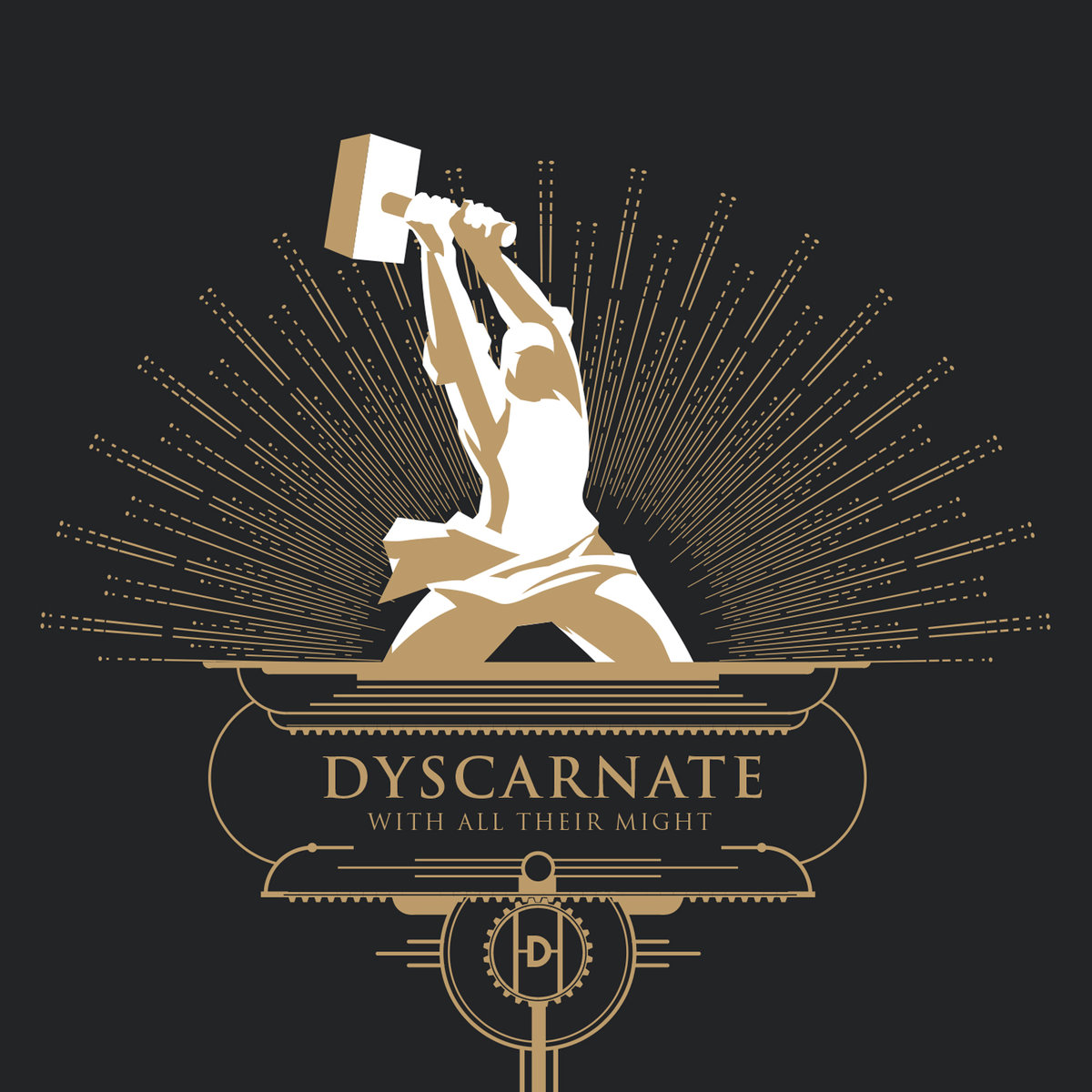 Dyscarnate – With All their Might Album Review