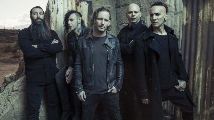 STONE SOUR announce 3 UK shows for 2018!