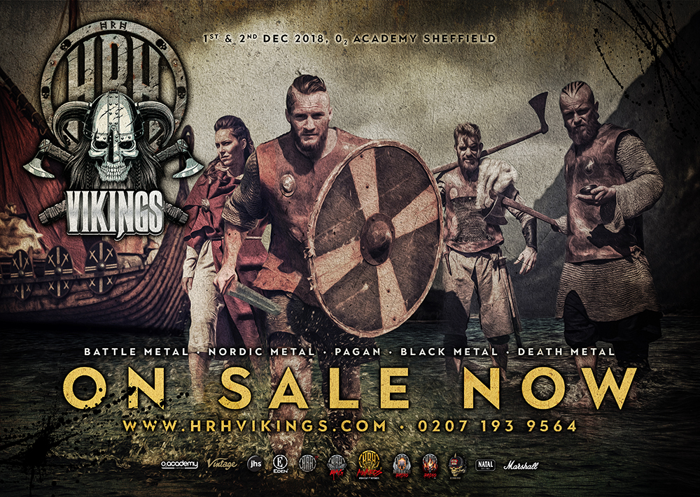 HRH Vikings launch a new 2 Day 2 Arena Valhalla Adventure in the City of Steel.