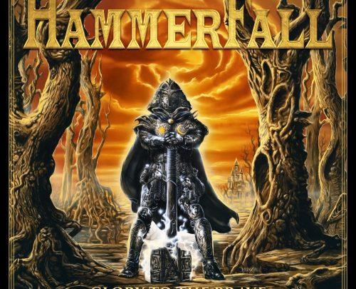 Hammerfall Glory to the Brave 20 Year Anniversary Remaster
