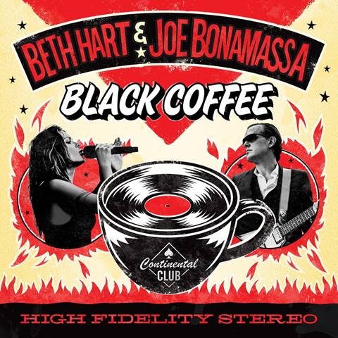 Beth Hart and Joe Bonamassa – Black Coffee