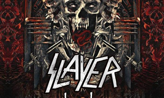 SLAYER TO MAKE ITS EXIT WITH ONE FINAL WORLD TOUR