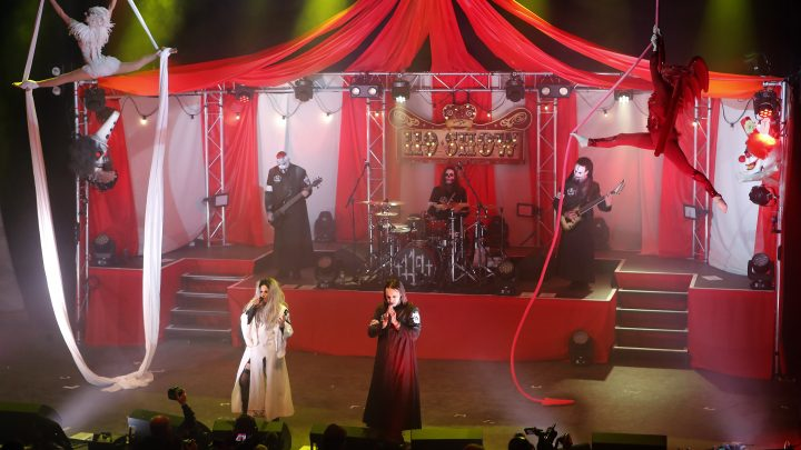 "LACUNA COIL Announce ""Black Anima: Live From The Apocalypse"""