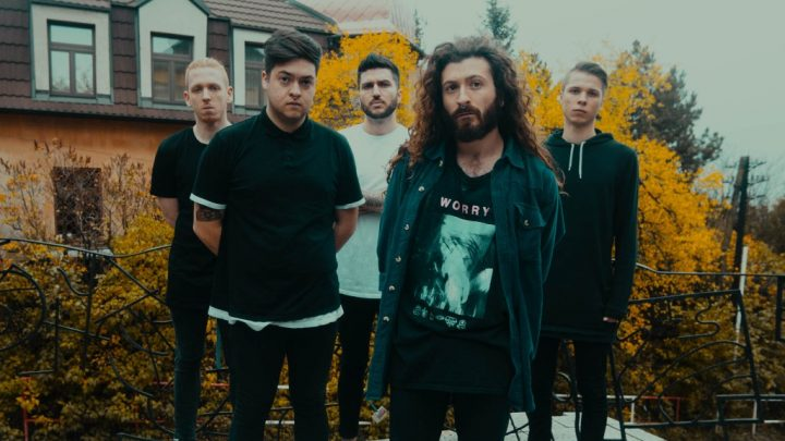 UK metalcore band Shields release new single 'It's Killing Me'