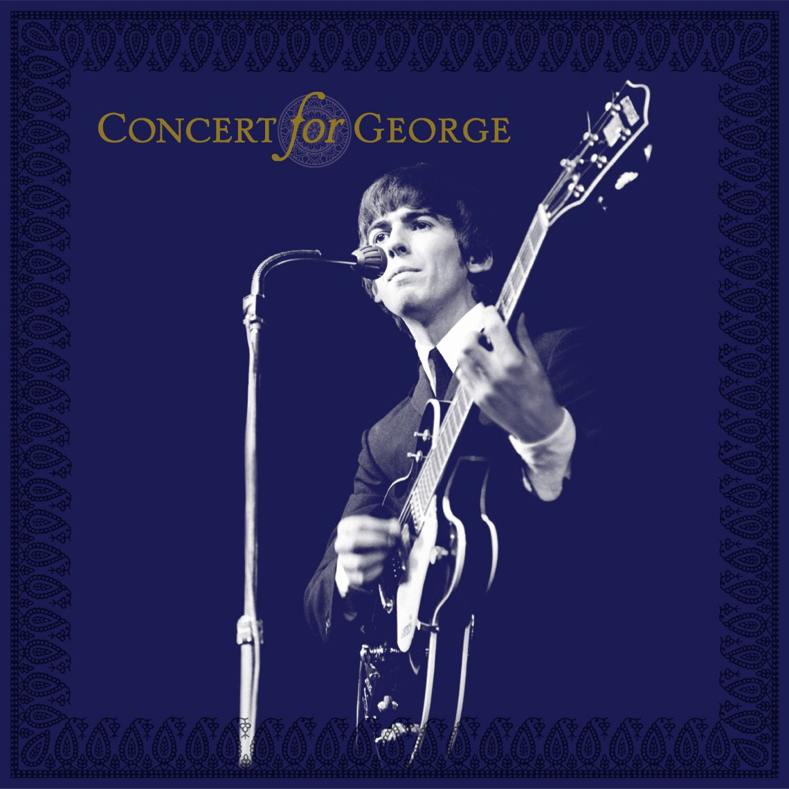 CELEBRATE THE LIFE AND MUSIC OF GEORGE HARRISON, WITH A SPECIAL REISSUE OF CONCERT FOR GEORGE