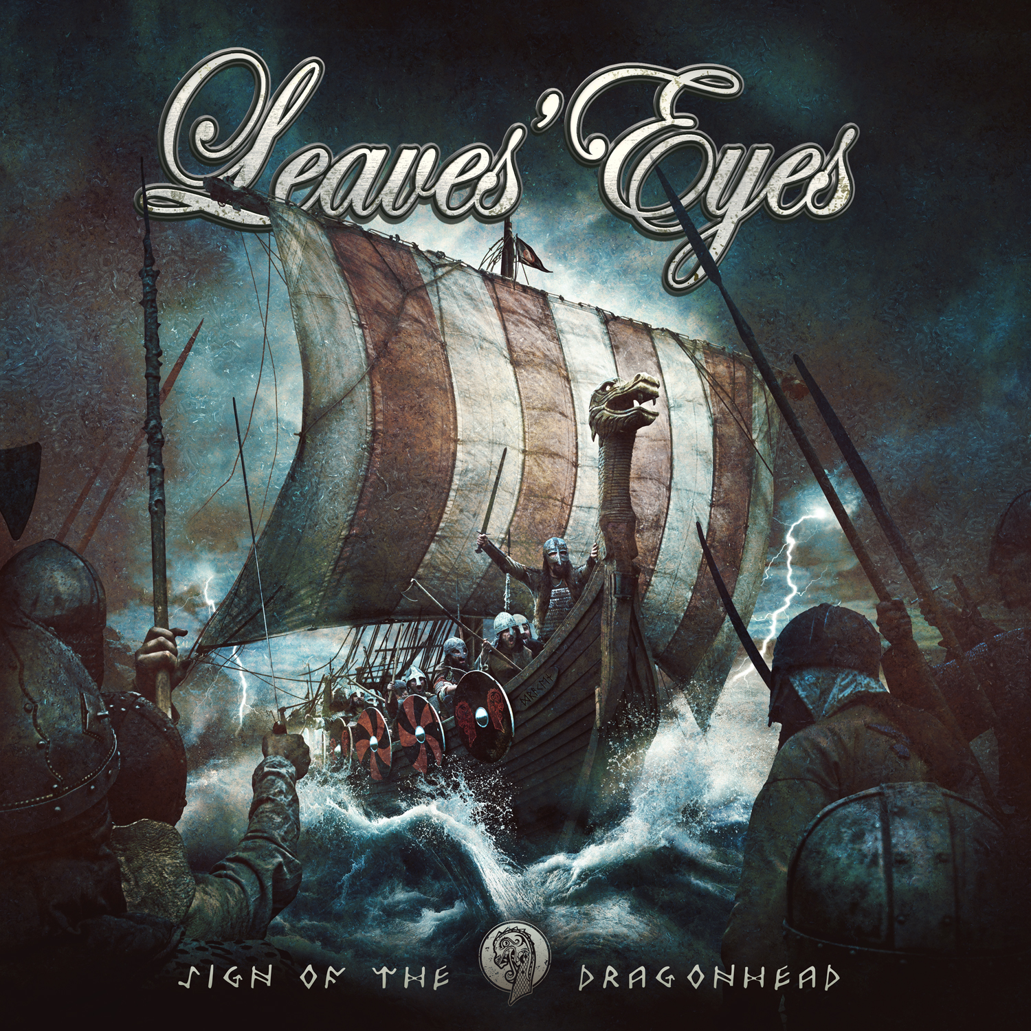 Leaves Eyes – Sign Of The Dragonhead