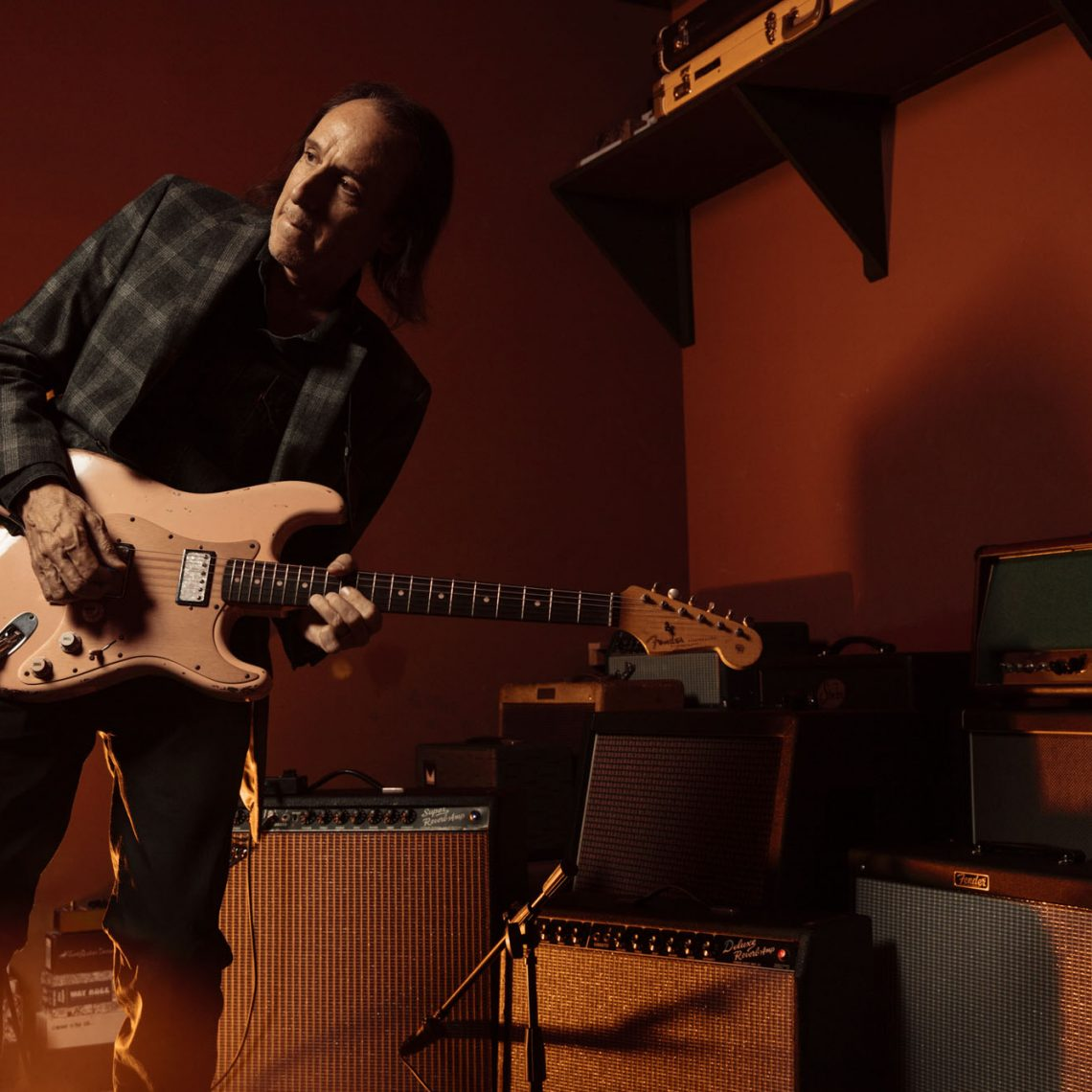 Michael Landau Reveals 'Killing Time' (live) From New Album 'Liquid Quartet Live'