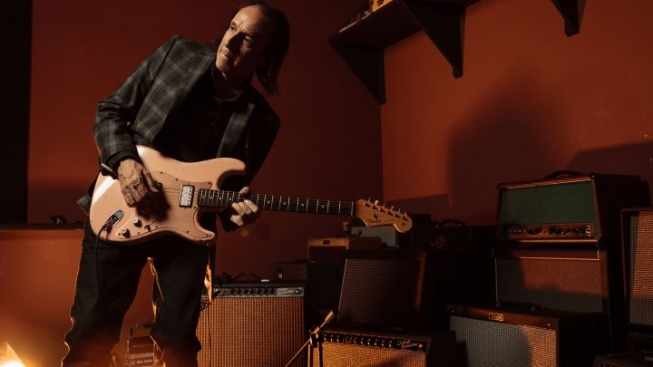Michael Landau Reveals 'Killing Time' (live) From New Album 'Liquid Quartet Live'