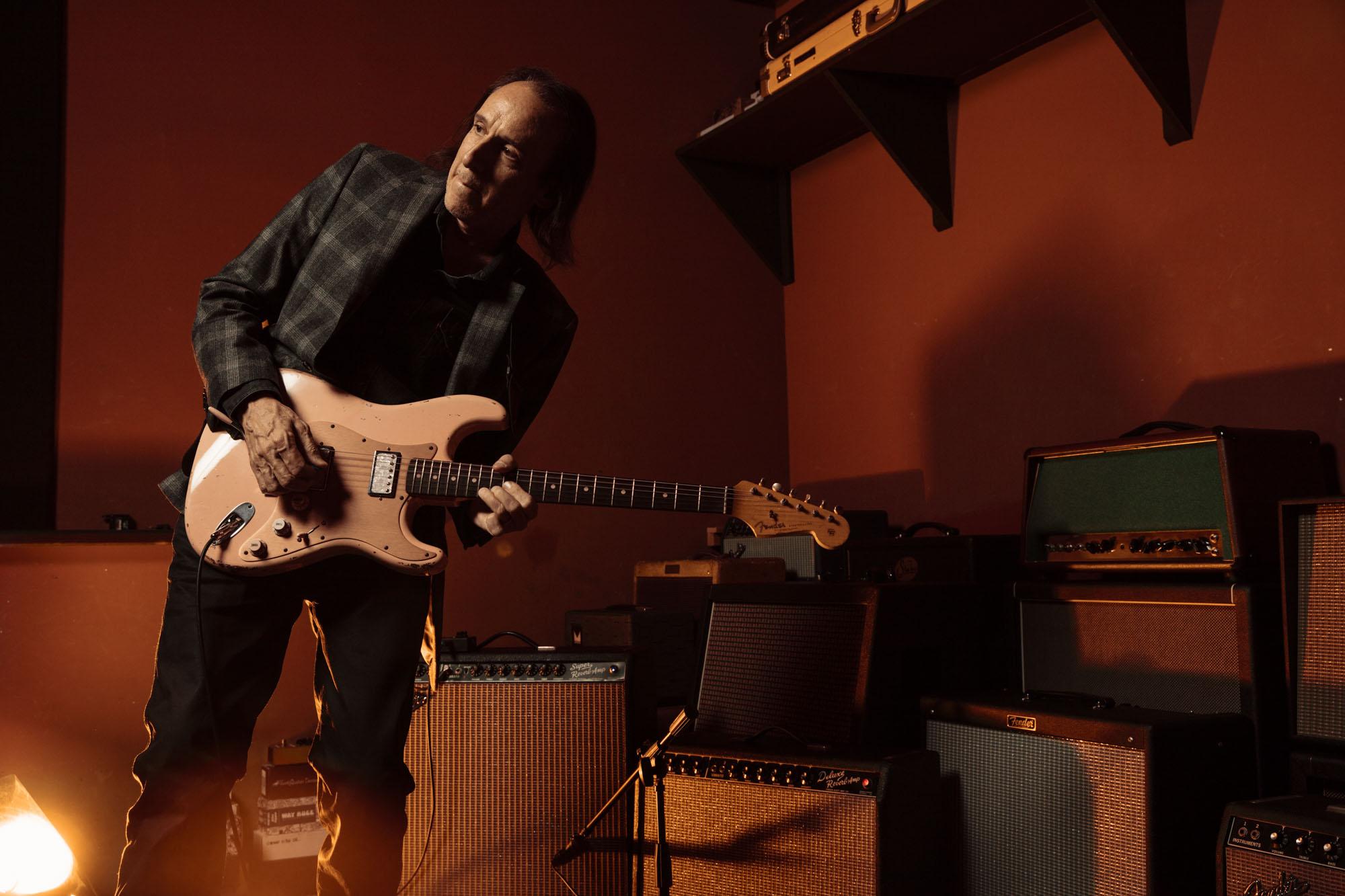 Michael Landau New Album: Rock Bottom Released: 23rd February Via Mascot Label Group/Provogue