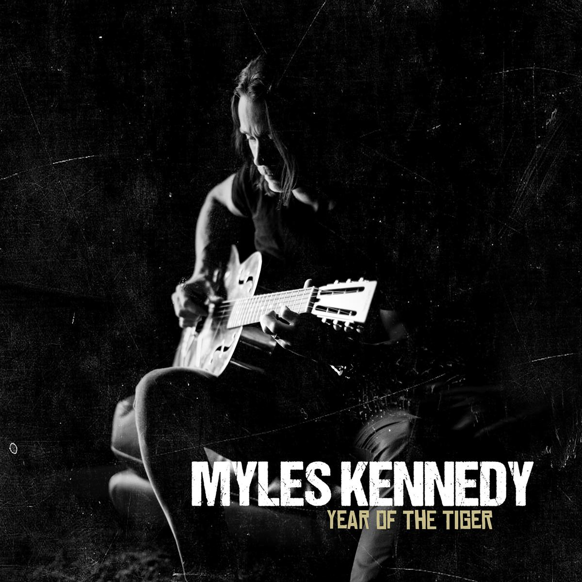MYLES KENNEDY releases Devil On The Wall video