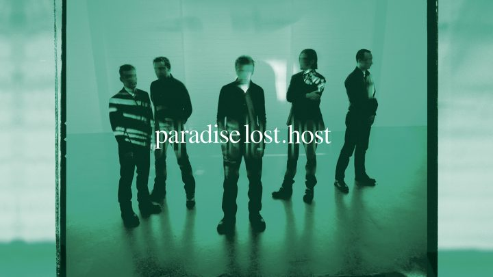 Paradise Lost to release Host (remastered) in March