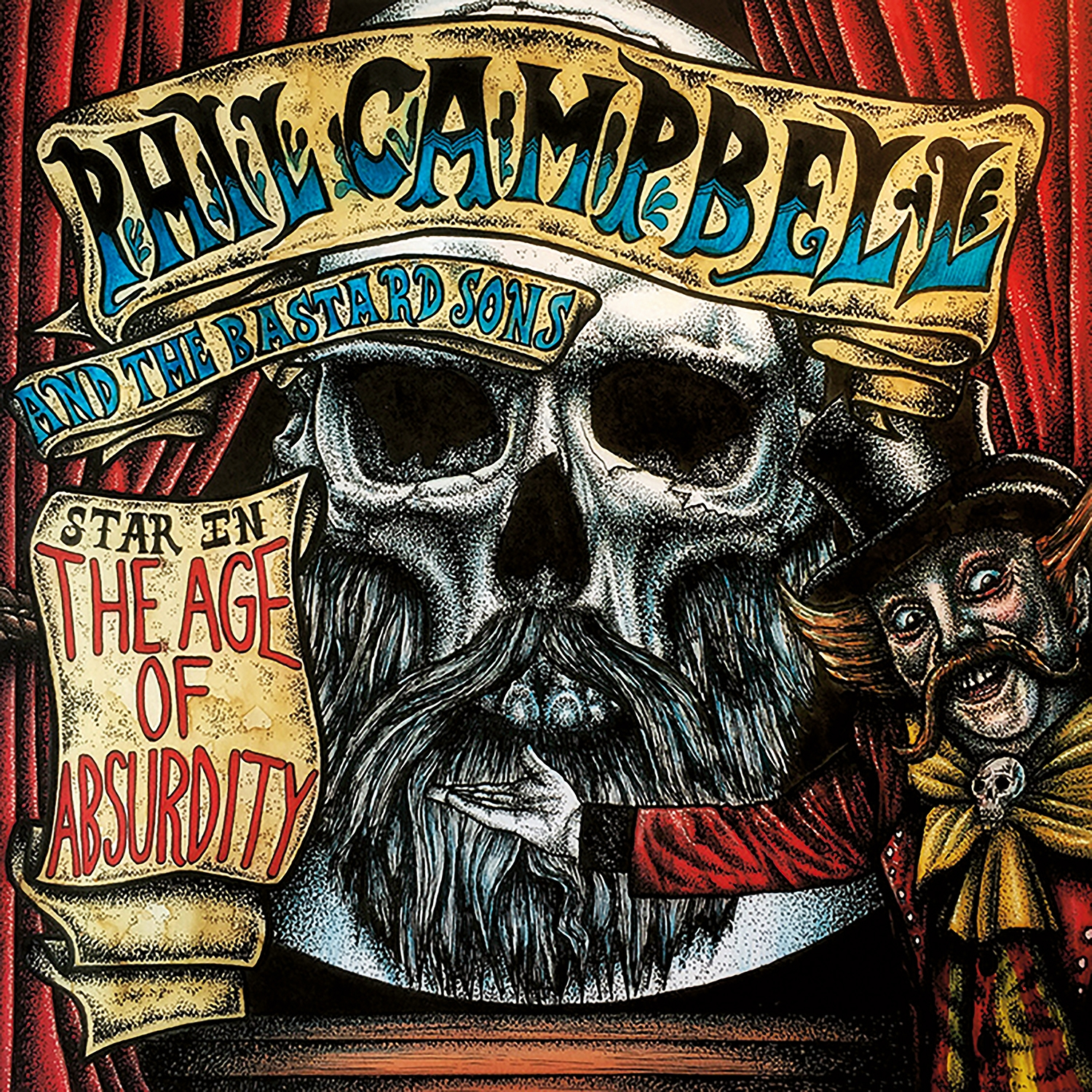 Phil Campbell And The Bastard Sons – The Age Of Absurdity (Album Review)