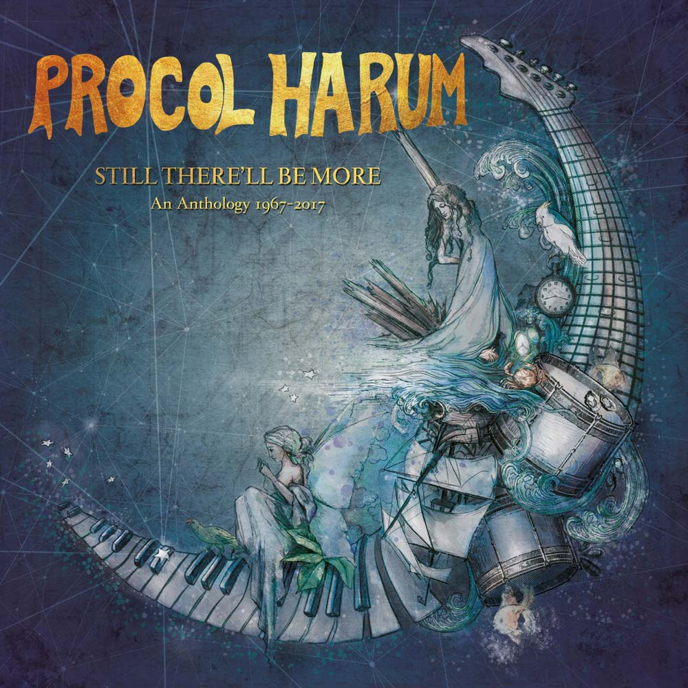 Procol Harum: Still There'll Be More: An Anthology