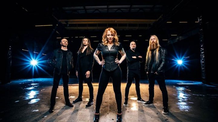 Anneke van Giersbergen's VUUR announce UK & Europe headline tour for 2018!