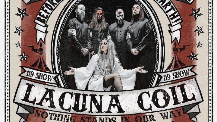 """LACUNA COIL announce 20th anniversary show """"Nothing Stands In Our Way"""""""