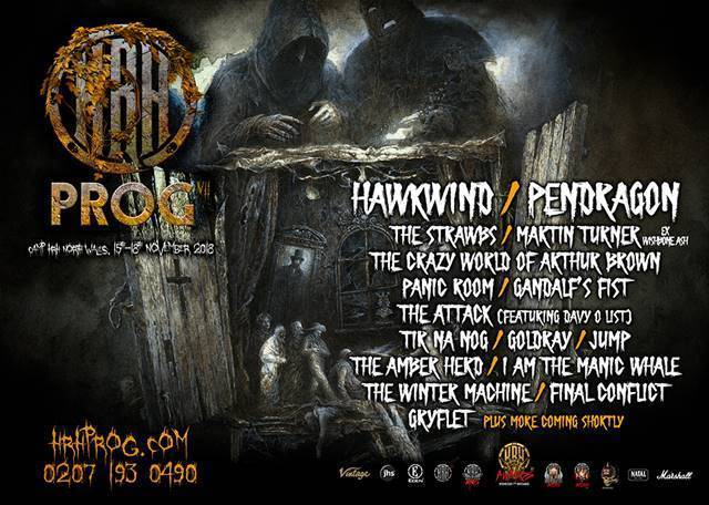 HRH PROG 7 ANNOUNCES FIRST WAVE OF ACTS