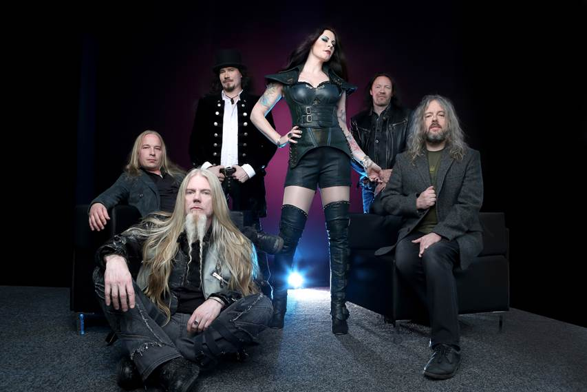 NIGHTWISH start pre-order and reveal tracklist for Decades!